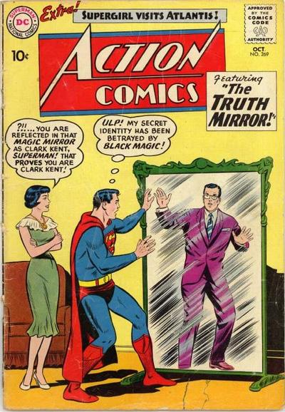 Action Comics Vol 1 269