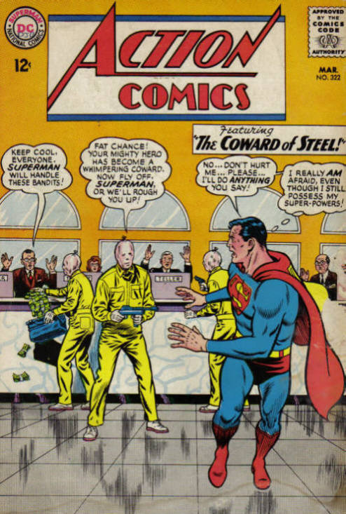 Action Comics Vol 1 322