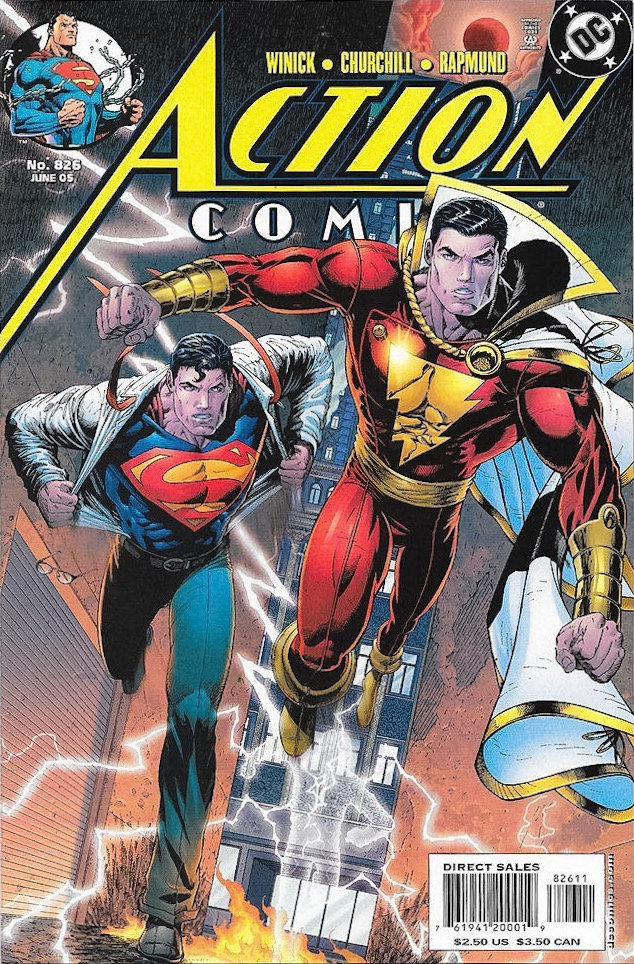 Action Comics Vol 1 826