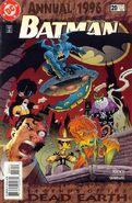 Batman Annual 20