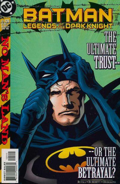 Batman: Legends of the Dark Knight Vol 1 125