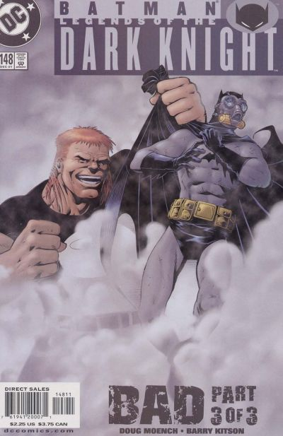 Batman: Legends of the Dark Knight Vol 1 148