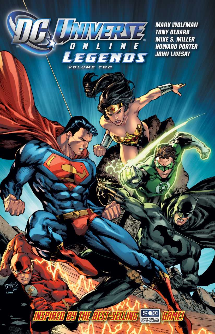 DC Universe Online Legends: Vol 2 (Collected)