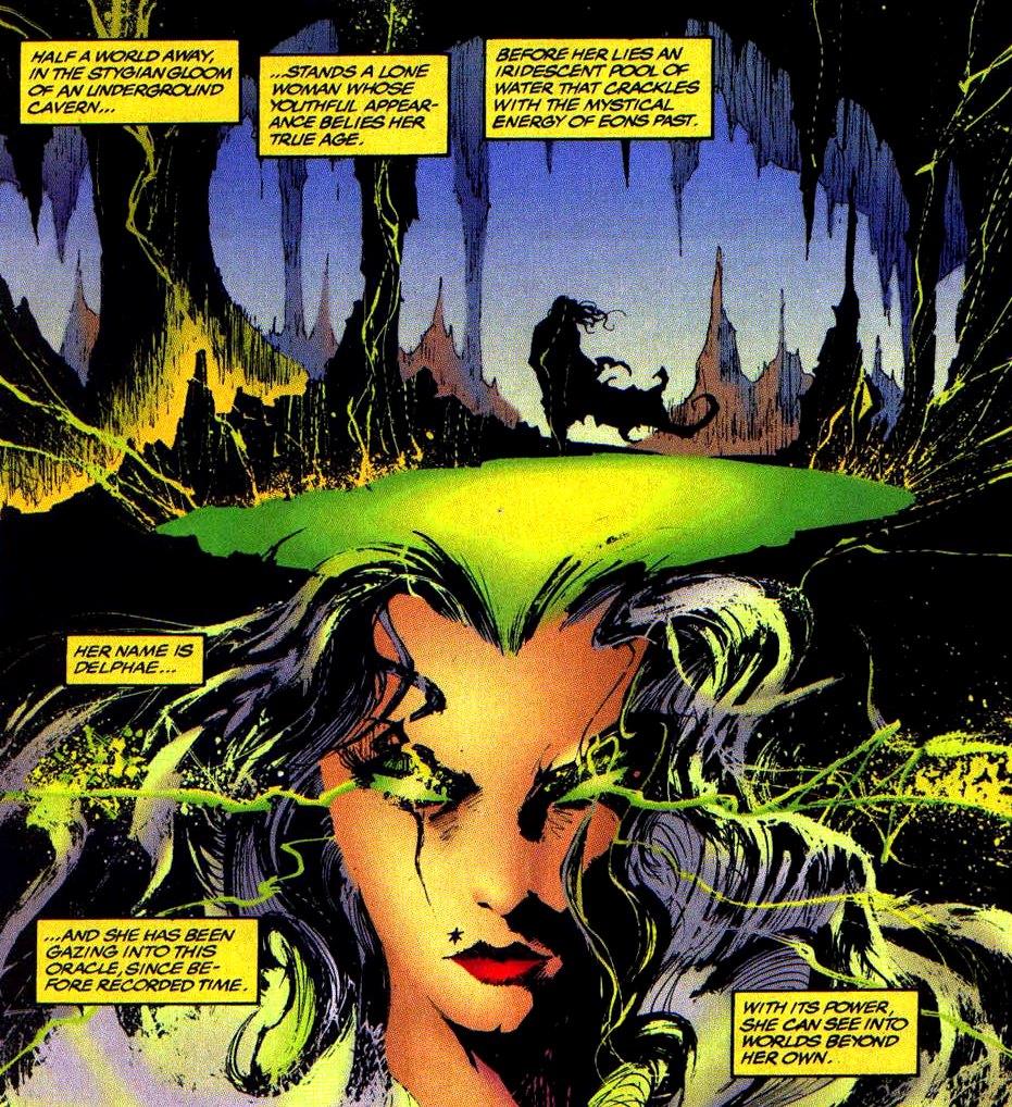Delphae (Wildstorm Universe)