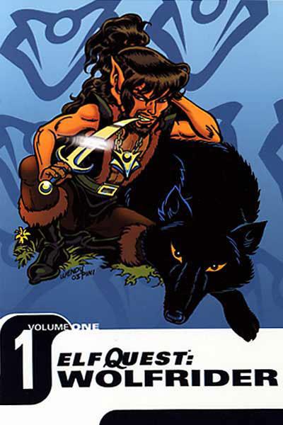ElfQuest: Wolfrider Vol. 1 (Collected)