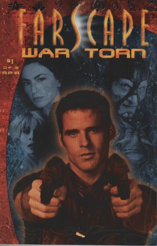 Farscape: War Torn Vol 1