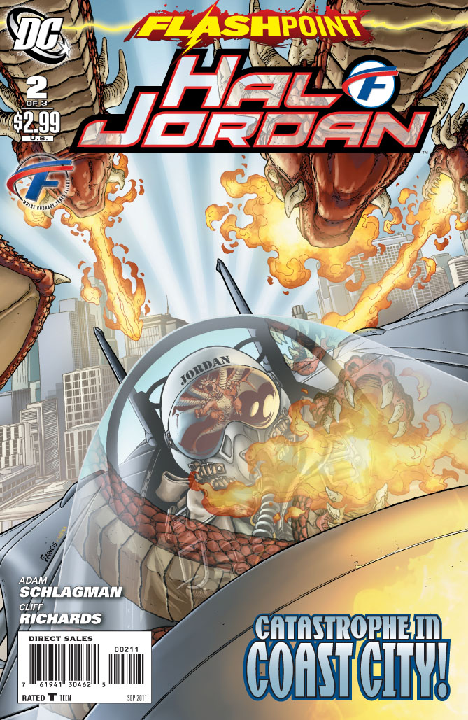 Flashpoint: Hal Jordan Vol 1 2