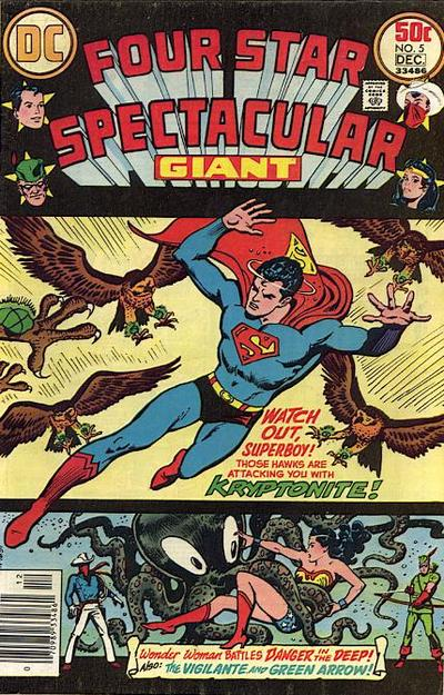 Four-Star Spectacular Vol 1 5