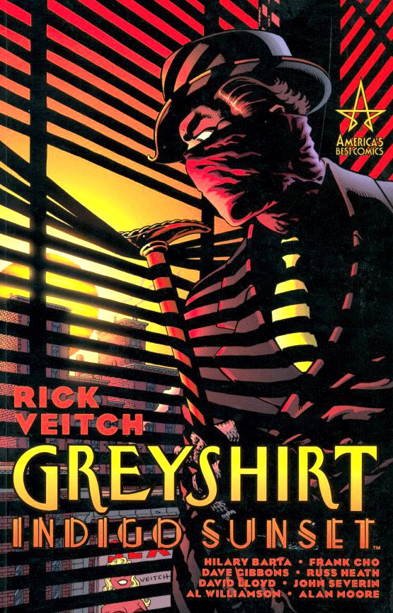 Greyshirt: Indigo Sunset (Collected)