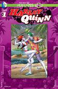 Harley Quinn Futures End Vol 1 1