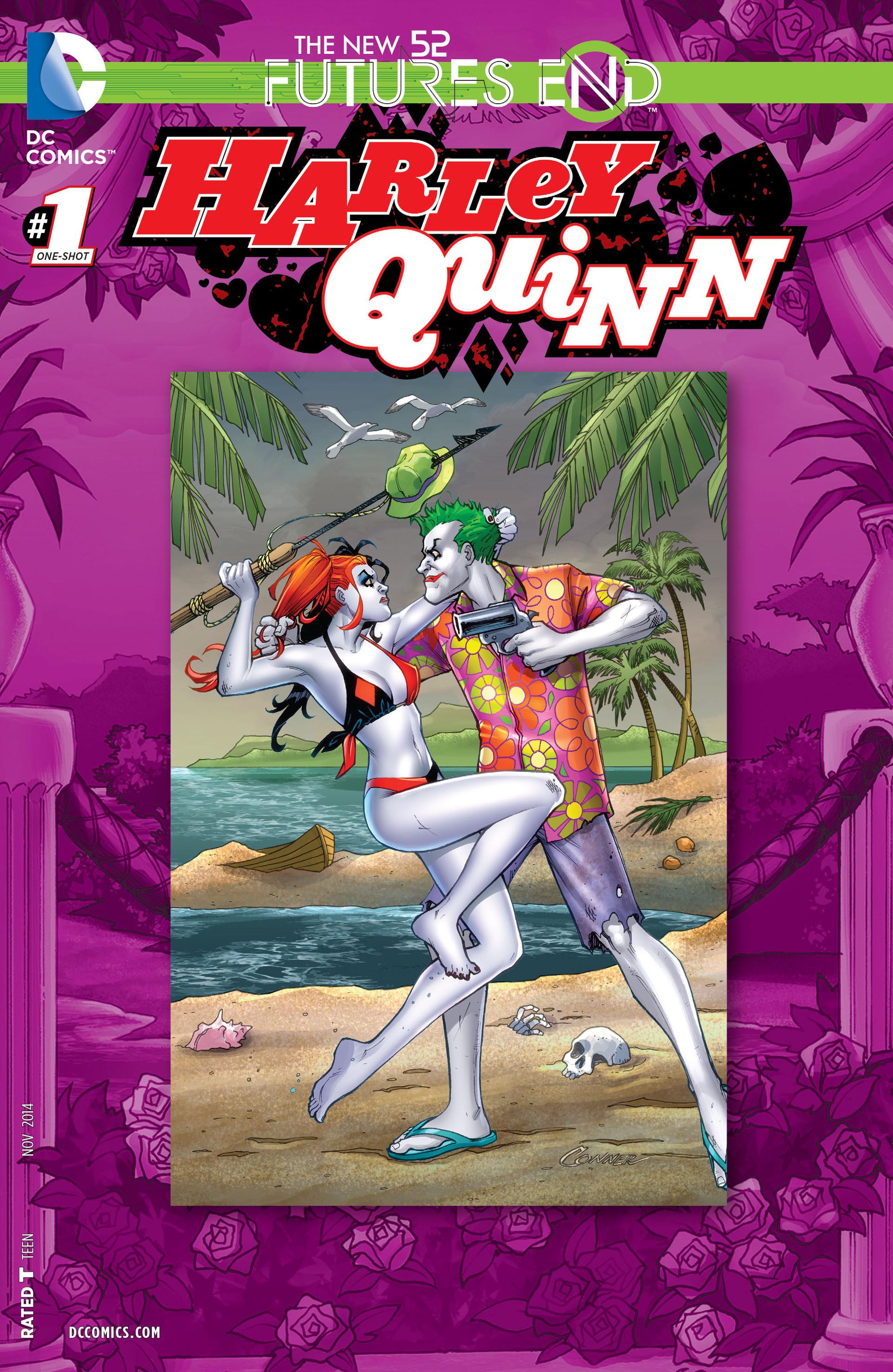 Harley Quinn: Futures End Vol 1 1