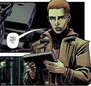 Holly Robinson Gotham A.D. 0001