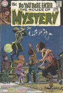 House of Mystery v.1 186