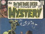 House of Mystery Vol 1 186
