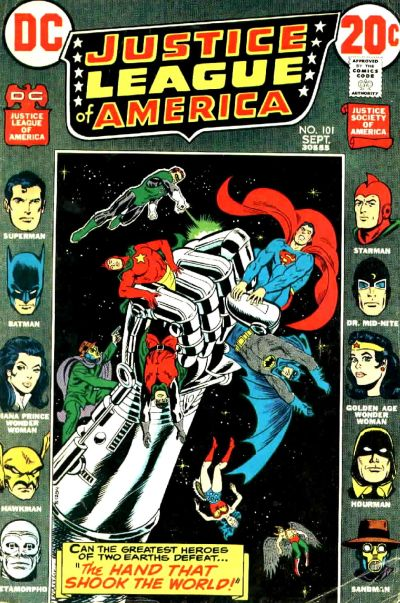 Justice League of America Vol 1 101