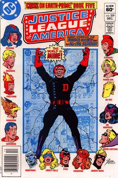 Justice League of America Vol 1 209