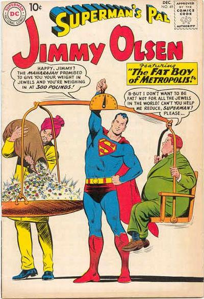Superman's Pal, Jimmy Olsen Vol 1 49