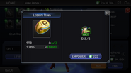 Legion of Super-Heroes DC Legends 0001