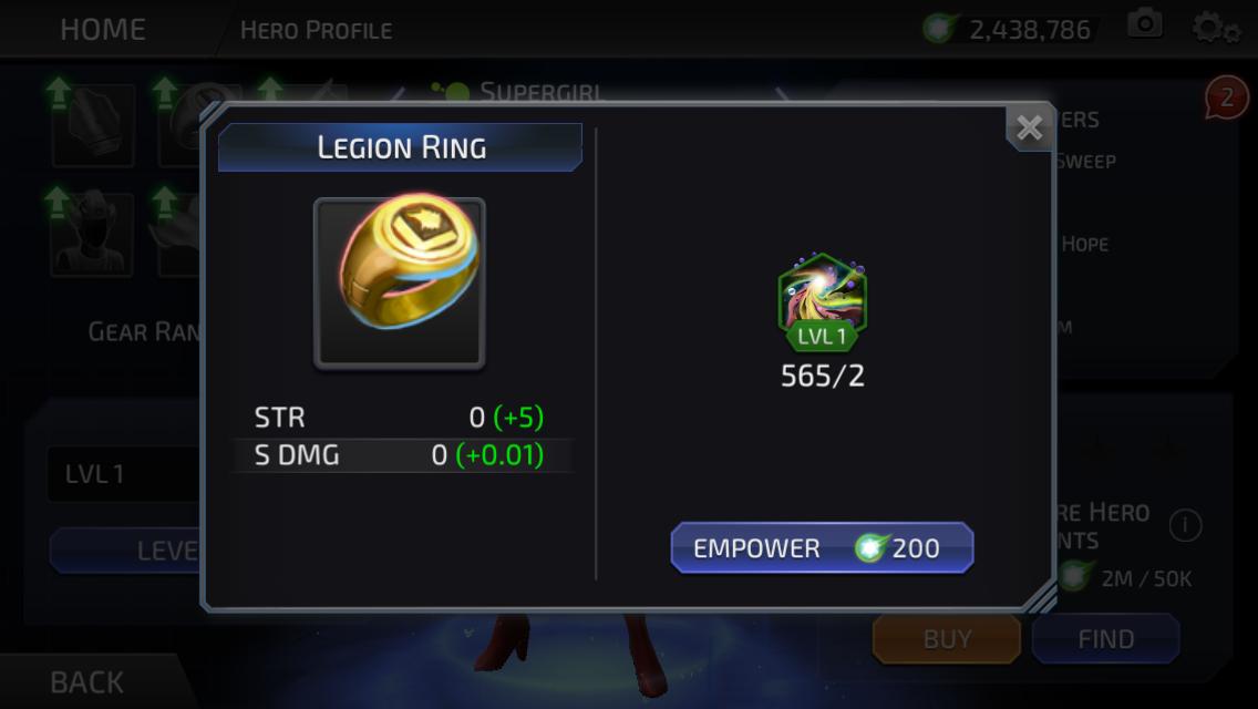 Legion of Super-Heroes (DC Legends)