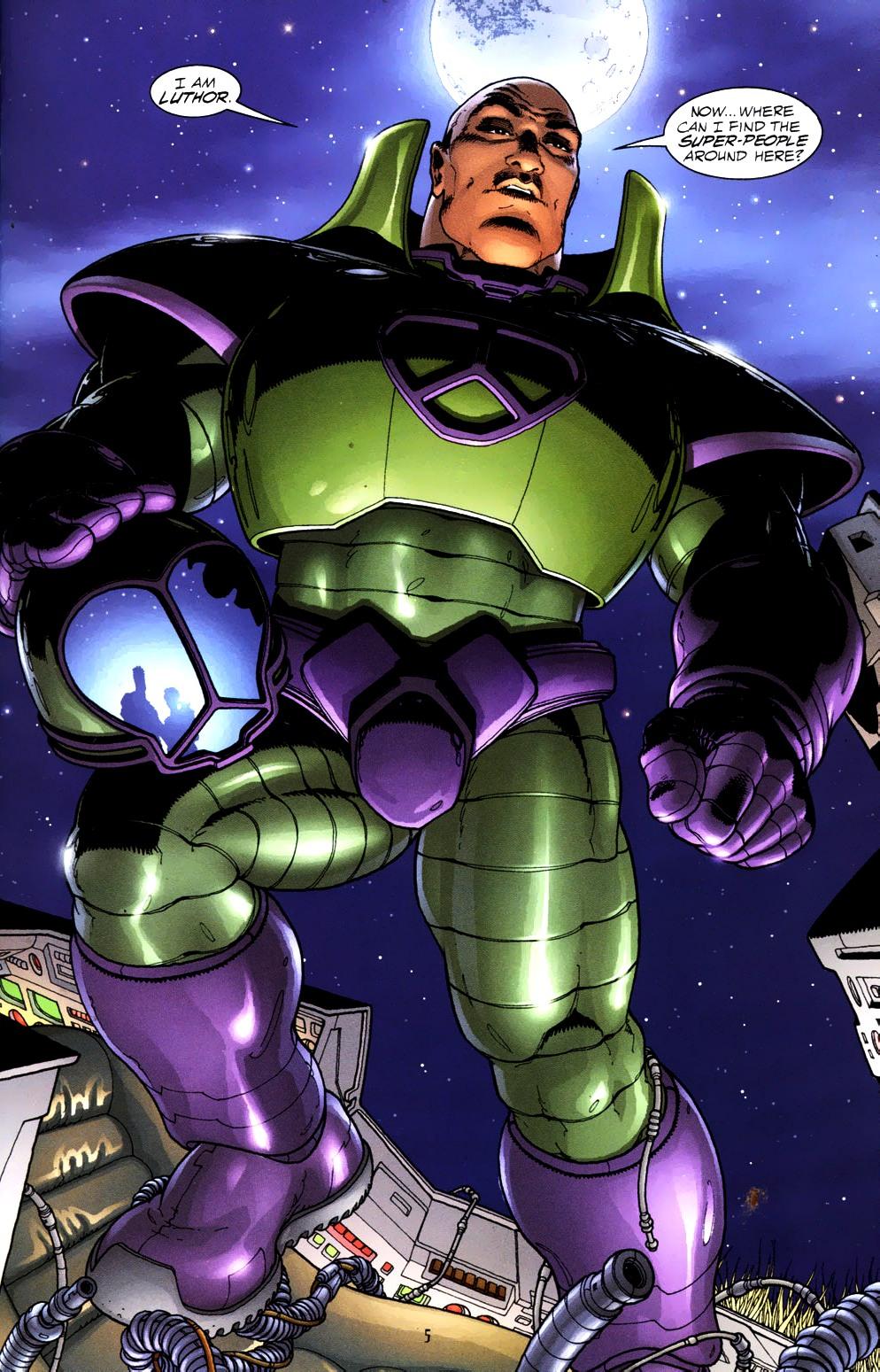 Alexander Luthor (Antimatter Universe)