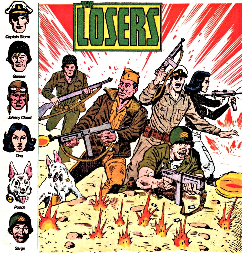 Losers (New Earth)