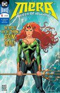 Mera Queen of Atlantis Vol 1 1