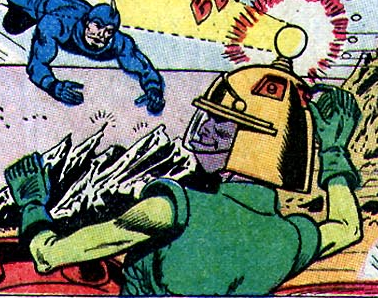 Mind-Master (Earth-One)