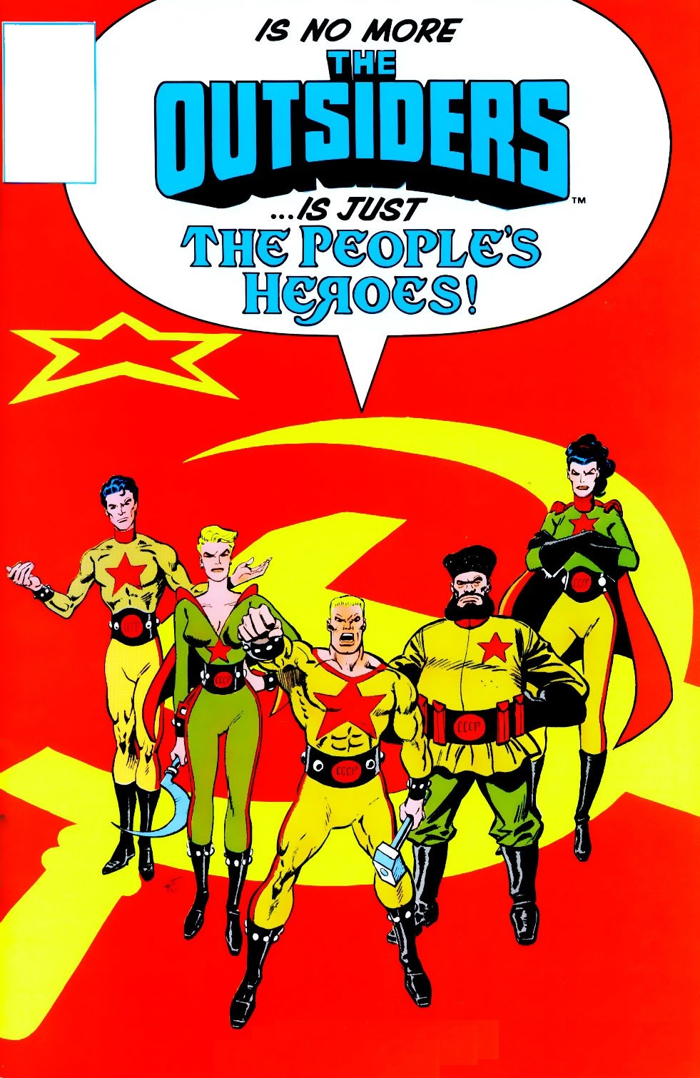 People's Heroes (New Earth)