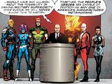 People's Heroes (Prime Earth)
