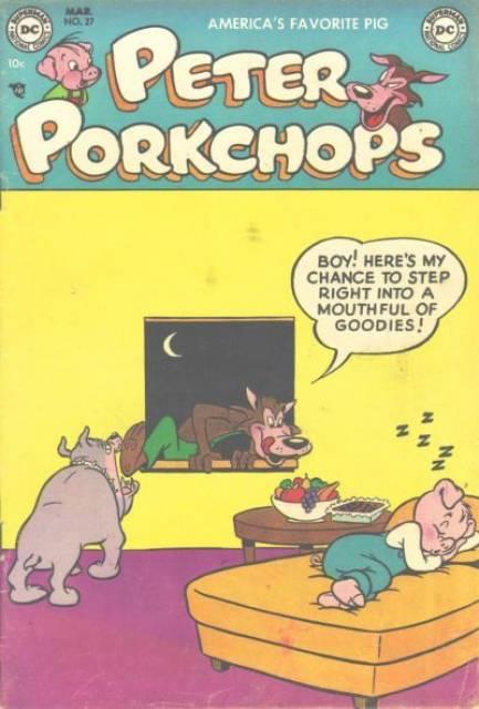 Peter Porkchops Vol 1 27