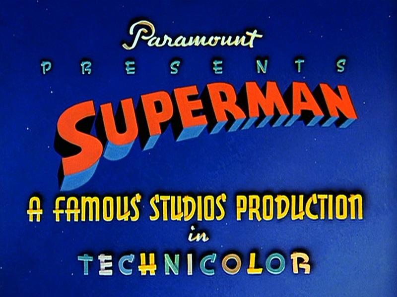Superman (1941 Cartoons) Episode: The Mummy Strikes