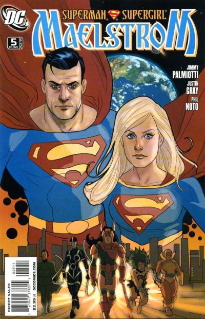 Superman/Supergirl: Maelstrom Vol 1 5