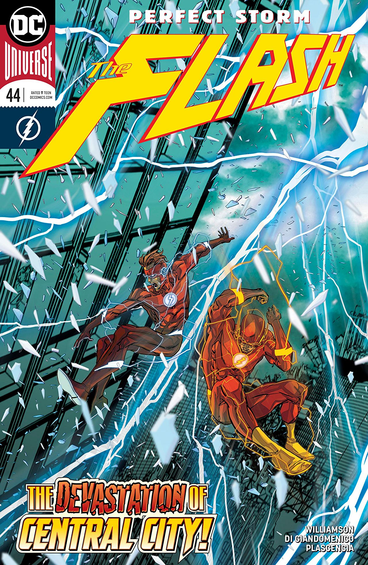 The Flash Vol 5 44