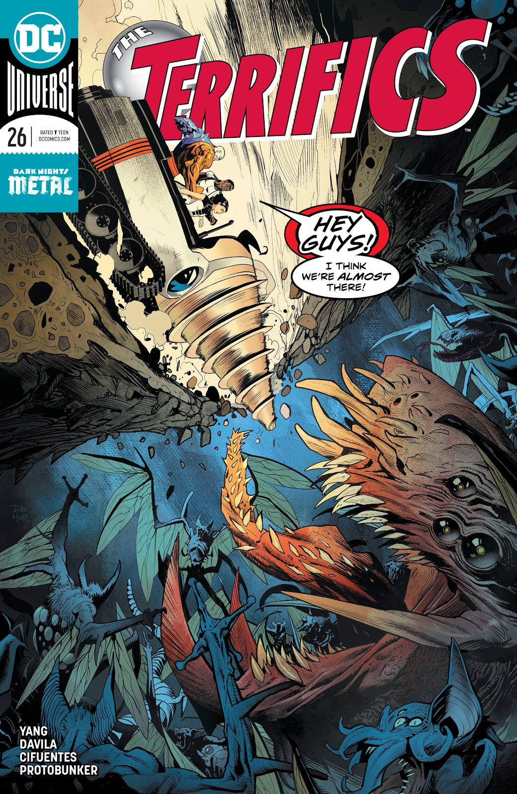 The Terrifics Vol 1 26