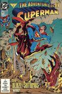 Adventures of Superman Vol 1 493