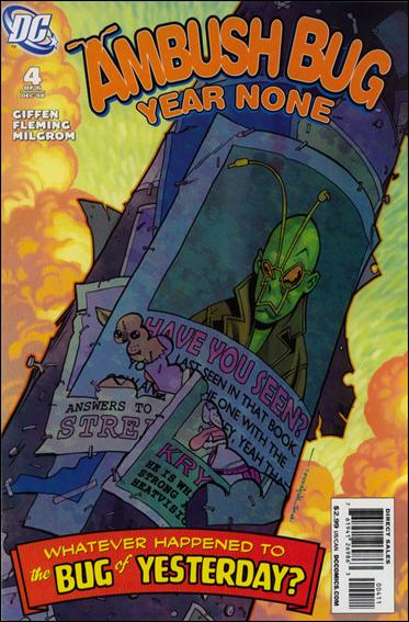 Ambush Bug: Year None Vol 1 4