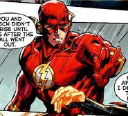 Barry Allen Futures End 003