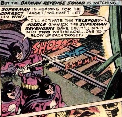 Batman Revenge Squad (Earth-One)
