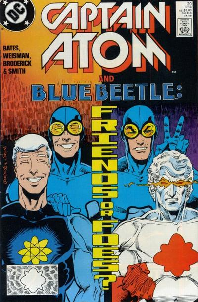 Captain Atom Vol 2 20
