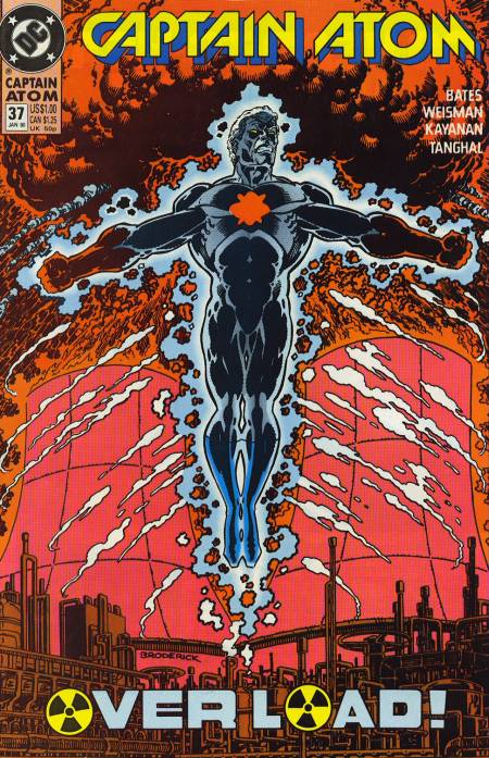 Captain Atom Vol 2 37