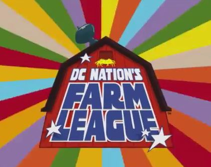 DC Nation's Farm League (Shorts) Episode: Talk to the Lamprey