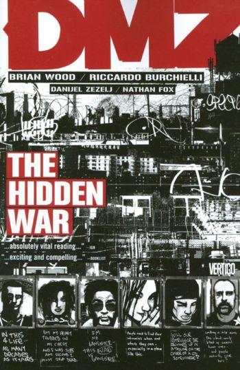 DMZ: The Hidden War (Collected)