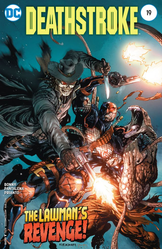 Deathstroke Vol 3 19