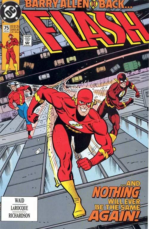The Flash Vol 2 75