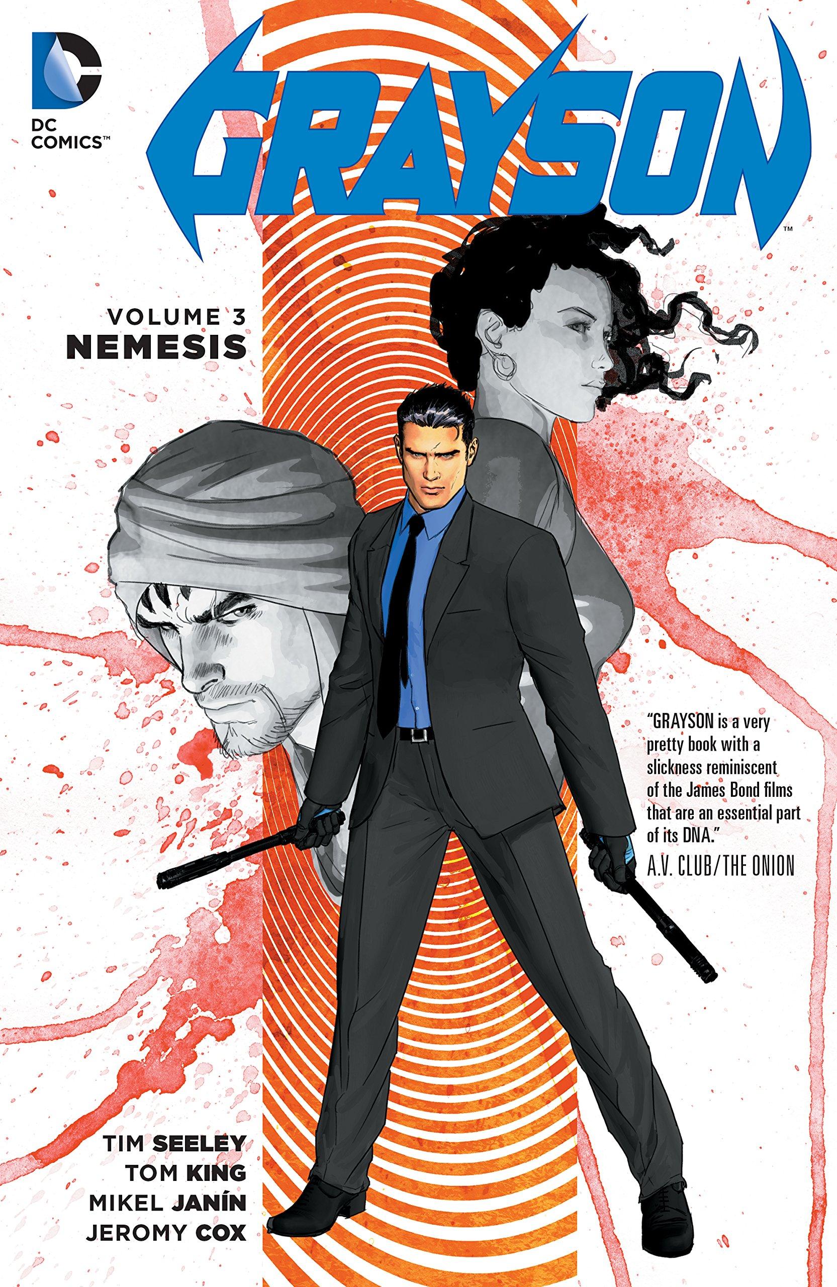 Grayson: Nemesis (Collected)