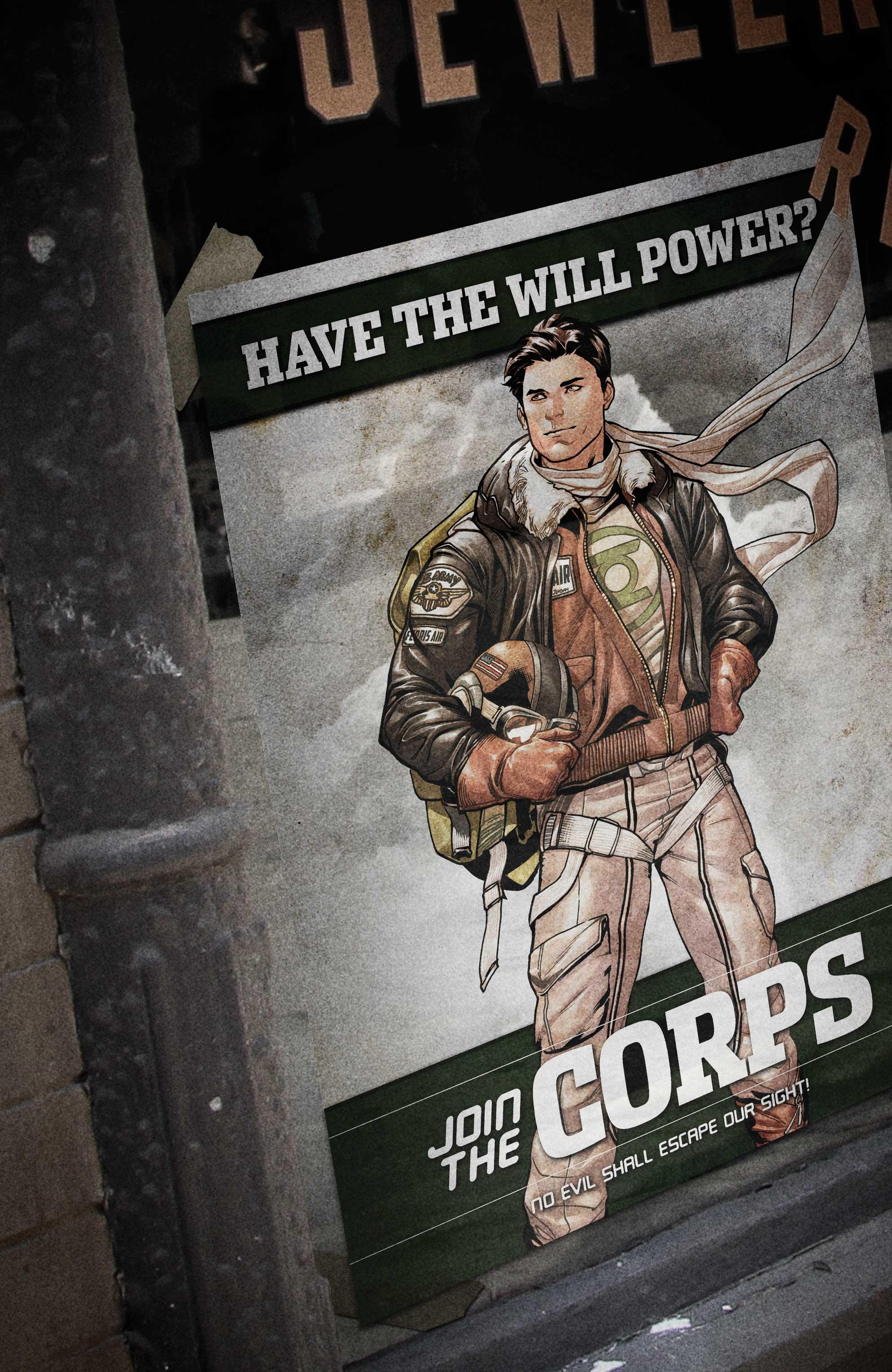 Hal Jordan (DC Bombshells)