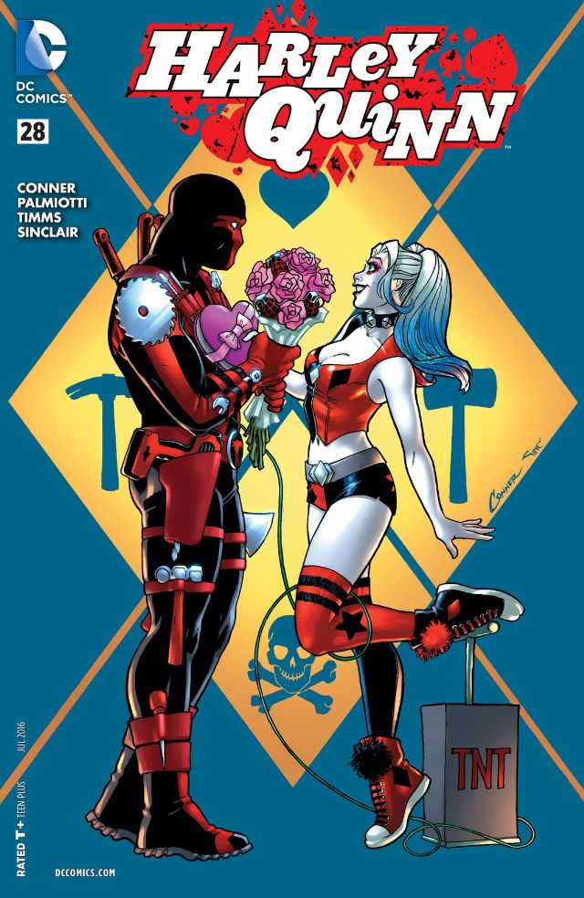 Harley Quinn Vol 2 28