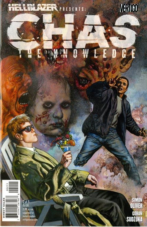 Hellblazer Special: Chas Vol 1 2