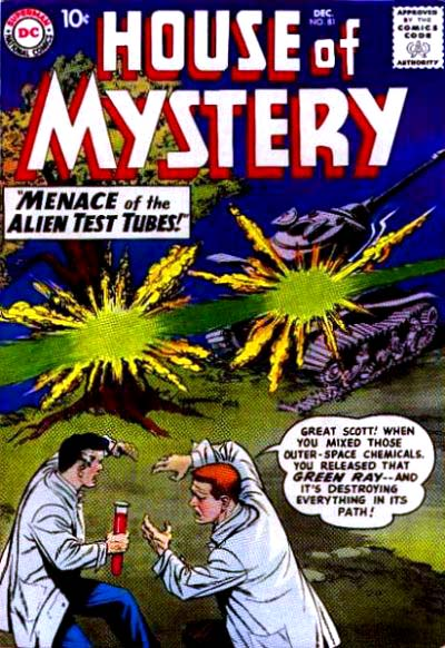 House of Mystery Vol 1 81