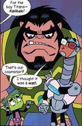 Kalibak Teen Titans Go! TV Series 001